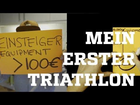 Einsteiger Equipment unter 100€ für den ersten Triathlon - Zehn Freunde Team Triathlon (Folge4)