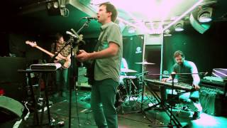 """The Dismemberment Plan - """"Face Of The Earth"""" [Live at Audio in Brighton - 24/11/13]"""