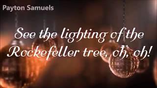 Jordin Sparks - Christmas Time to Me (Lyrics)