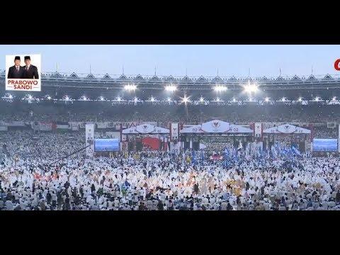 Live Streaming KAMPANYE AKBAR PRABOWO-SANDI harinini live dari GBK  [FULL HD]