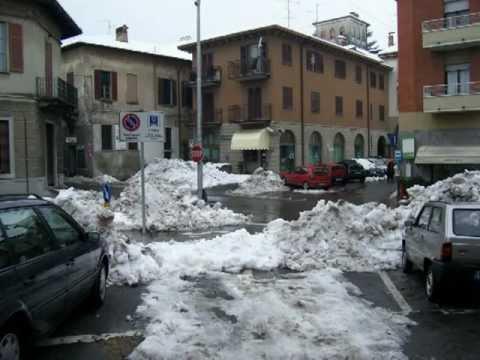 uggiate nevicata gennaio 2006 totale neve 65 cm 26 27 gennaio 206
