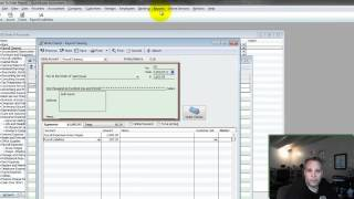 How To Enter Payroll Into QuickBooks - Detail