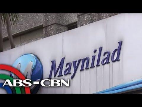 [ABS-CBN]  Dagdag-singil ng Maynilad, posible pang di matuloy