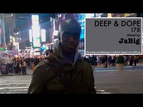 Deep House Music Mix Study Playlist by JaBig for Relaxation, Chilling Out - DEEP & DOPE 178