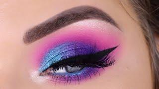 Juvias Place Masquerade Mini Palette | Colorful Eyeshadow Tutorial