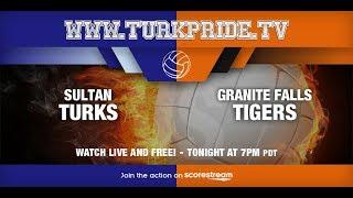VOLLEYBALL!  Sultan vs. Granite!