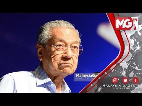 TERKINI : Tiada Perlantikan Baru MB Perak - Tun Mahathir