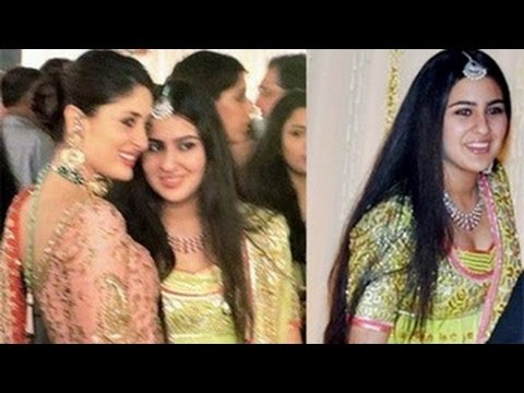 Kareena Kapoor bonds with Saif Ali Khan's daughter Sara