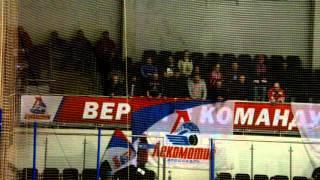 Витязь - Локомотив; 8:1. 1й период. Детский хоккей (2003)