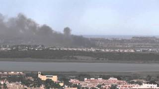 preview picture of video 'Brushfire in Torrevieja - HD 720P'