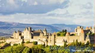 preview picture of video 'La Cité de Carcassonne (Patrimoine de l'Unesco, tourisme AUDE, Franceguidetour)'