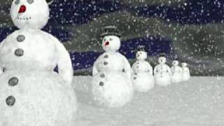 """Classic Christmas Song """"Frosty The Snowman"""""""