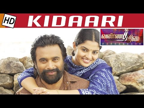 Nikilla-loves-Sasikumar-in-Bullet-Speedin-Kidaari-Movie--Priyadharshini--Vannathirai-Kidaari