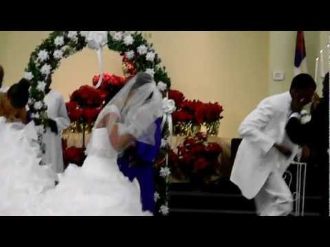 Download Pastor Johnny Brown Wedding Praise Break Video 3GP Mp4 FLV