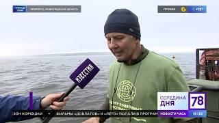 "Подъем бочки ""Архангела Рафаила"""