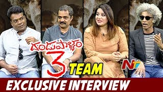 Exclusive Interview With Dandupalyam 3 Movie Team