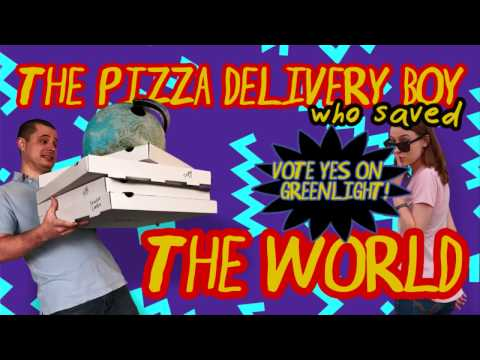 The Pizza Delivery Boy Who Saved the World - Trailer thumbnail