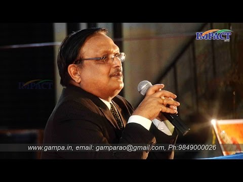 Interview|Yandamuri Veerendranath |TELUGU IMPACT Hyd 2014-Part2