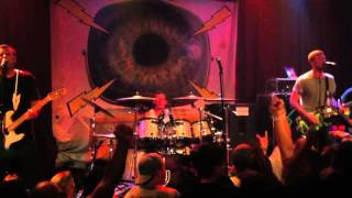 "Strung Out & The Swellers ""Justified Black Eye"" Live 09/15/12"