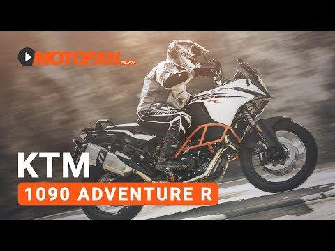 Vídeos de la KTM 1090 Adventure R