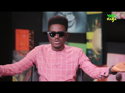 I USED TO PERFORM FOR EMPTY CHAIRS - KENNY BLAQ #JUST30MINUTE WITH LILIAN PATRICK