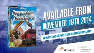 VideoImage1 Construction Simulator 2015