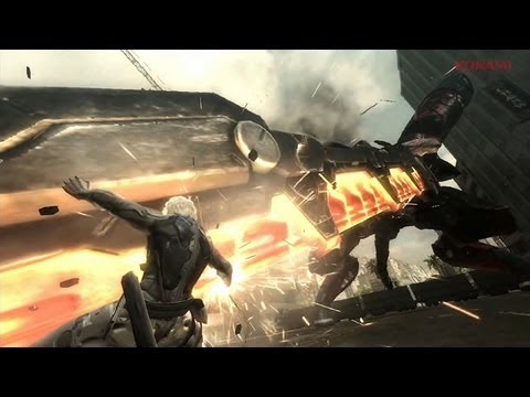 Full Metal Gear Rising Will Probably Feel Different To The Demos
