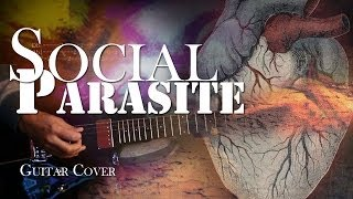 Social Parasite - Alice in Chains   Guitar Cover with Solo and Tabs