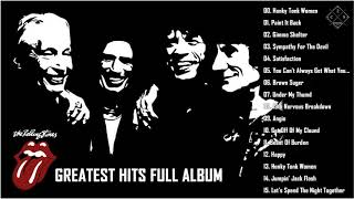The Rolling Stones Greatest Hits Full Album - Top 20 Best Songs Rolling Stones