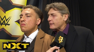Pete Dunne gets a warning from William Regal: NXT Exclusive, F...