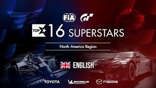 Gran Turismo Sport Top 16 Superstars - Round 24 - North Am Region