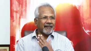 Maniratnam's O Kadhal Kanmani - Exclusive FM Station Interview - Part 1