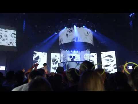 Deadmau5 - Closer (Live)