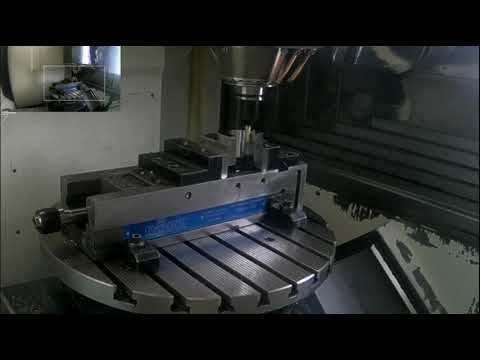 Solid carbide high-performance milling in R&D labor - Protomax ST in action for full-slot milling