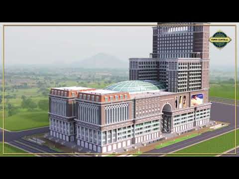 3D Tour of PKS Town Central Phase III