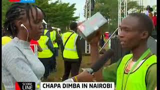 Scoreline: Chapa Dimba in Nairobi