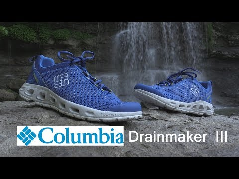 Columbia Drainmaker III  water shoe review