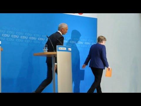 CDU: Η μάχη της διαδοχής