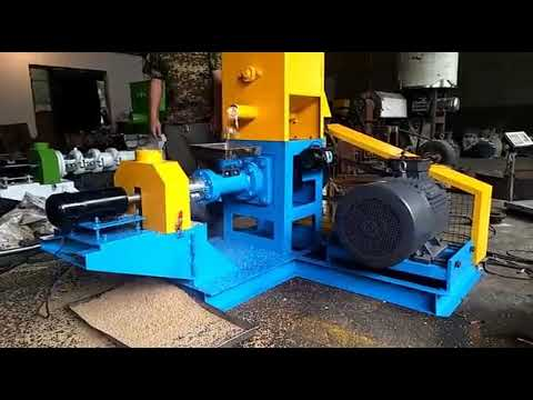 Fish Food Making Machine