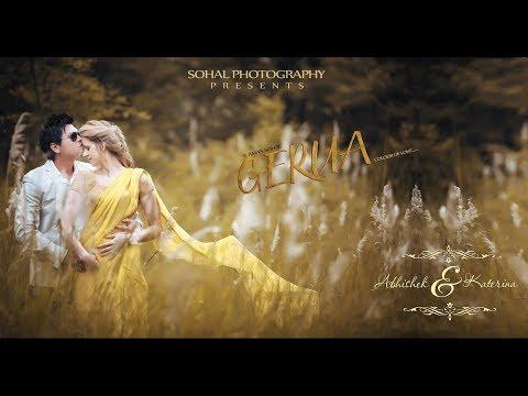 Best pre wedding song gerua 2k17# Abhishek & Katerina ll 🎥 AMANDISH SOHAL PHOTOGRAY cont.9781622681