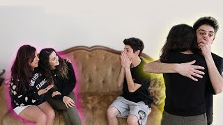 Finding out I have a sister...? **UNBELIEVABLE** | FaZe Rug