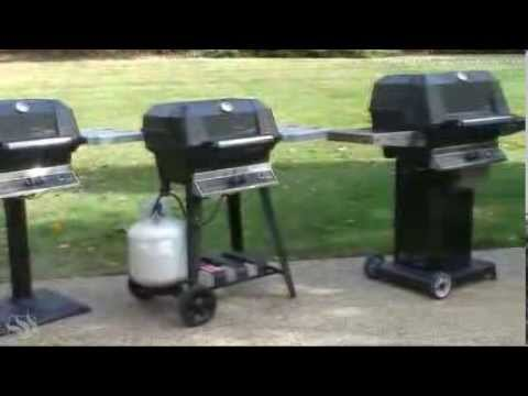 MHP Outdoor Gas Grills and Accessories