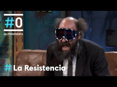 LA RESISTENCIA - Ignatius Farray habla solo | #LaResistencia 19.11.2019