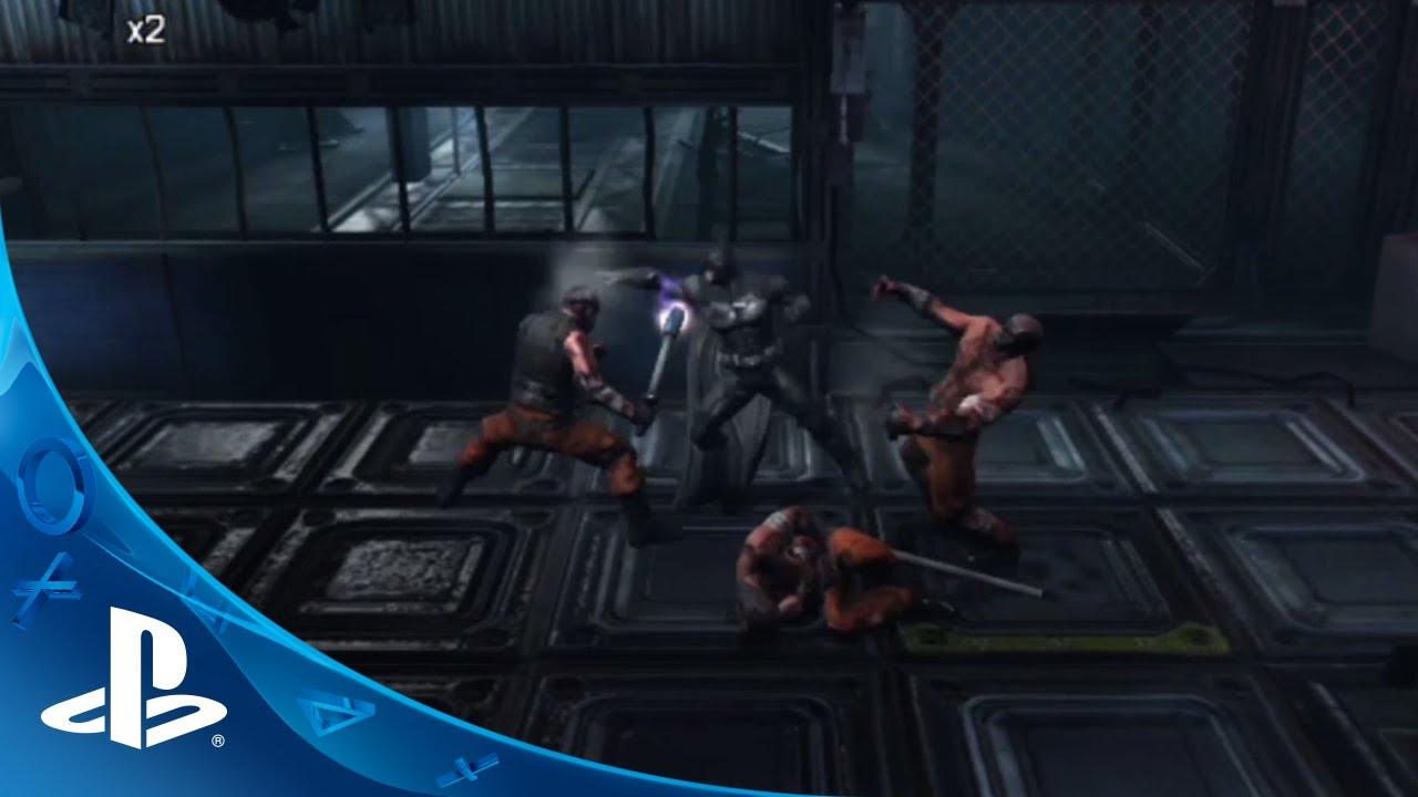 Batman: Arkham Origins Blackgate Tips and Tricks