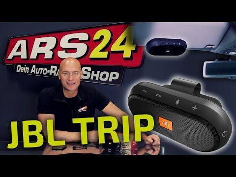 JBL TRIP   Tragbare Bluetooth-Freisprechanlage   ARS24