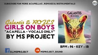 Girls On Boys - Galantis