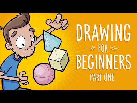 Learn How to Draw for Beginners - Episode 1