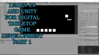 Learn C# and Unity for Digital Tabletop Game Development
