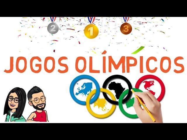 Pronunție video a jogos olímpicos în Portugheză