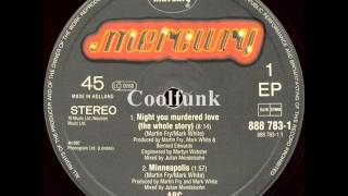 """ABC Feat Contessa Lady V - The Night You Murdered Love (12"""" The Whole Story 1987)"""